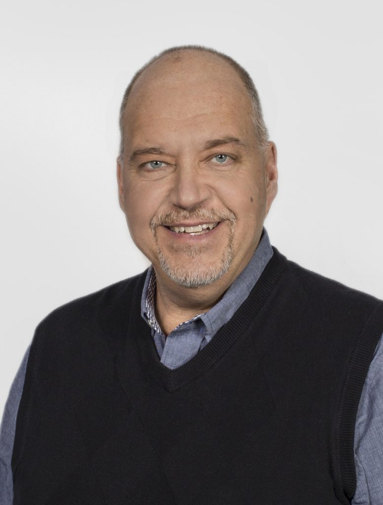 vince koza - sports marketing director and on-air
